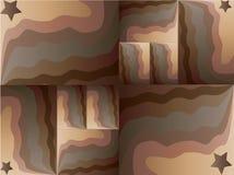 Militärischer abstrakter Hintergrund Stockfoto