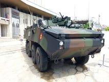 Militärmaschine Lizenzfreie Stockbilder
