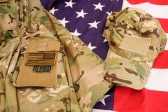 Militärmaterial 15 Lizenzfreies Stockbild