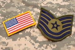 Militärmaterial 29 Lizenzfreie Stockfotografie