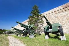 Militärmuseum Stockfotografie