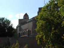 Militärmuseum, Belgrad Lizenzfreies Stockbild