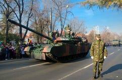 Militärparade Lizenzfreie Stockbilder