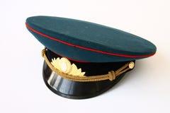 Militärschutzkappe Stockbild