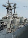 Militärt fallskärmsjägarelandning-grupp skepp Royaltyfri Bild