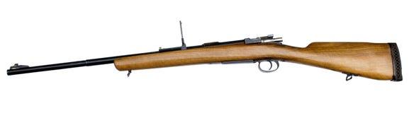 militärt gevär Royaltyfri Foto