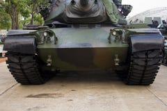 Militärt spår Royaltyfri Foto