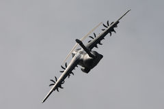 Militärtransportvorrichtung Airbus A400M Lizenzfreie Stockfotografie