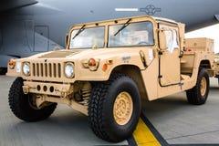 Militärunterstützung nach Ukraine Lizenzfreie Stockfotos