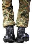 militair Royalty-vrije Stock Fotografie