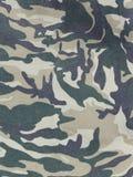 Militair camouflagepatroon als achtergrond Stock Fotografie