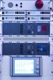 Militair communicatie apparaat   Stock Afbeeldingen