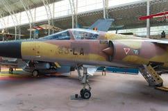 Militair en oorlogsmuseum in Brussel Royalty-vrije Stock Foto