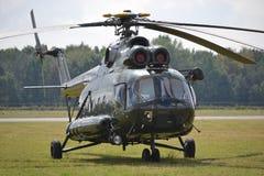 Militair, helikopter Stock Foto