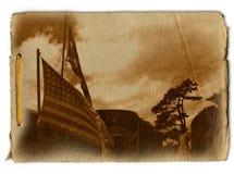 Militair HerdenkingsOntwerp Stock Fotografie