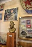 Militair-historisch Museum van de Vreedzame Vloot Royalty-vrije Stock Fotografie