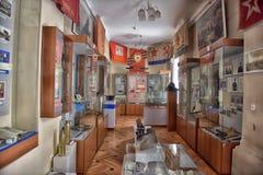 Militair-historisch Museum van de Vreedzame Vloot Stock Afbeeldingen