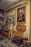 Militair-historisch Museum van de Vreedzame Vloot Royalty-vrije Stock Foto