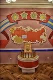 Militair-historisch Museum van de Vreedzame Vloot Royalty-vrije Stock Foto's