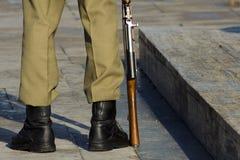 Militair legs2 Stock Fotografie