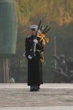 Militair personeel, Zuid-Korea Royalty-vrije Stock Foto