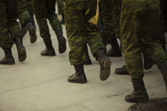 Militaire Images libres de droits