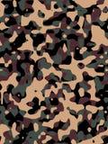 Militaire achtergrond royalty-vrije illustratie