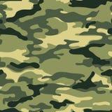 militaire achtergrond stock illustratie