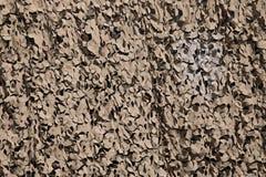 Militaire bruine camouflage netto textuur Royalty-vrije Stock Afbeelding