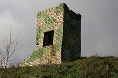Militaire bunker HVAC royalty-vrije stock foto