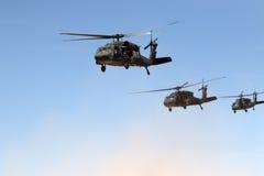 Militaire Burgerlijke Verrichtingsoefening Angel Thunder stock afbeeldingen