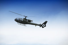 Militaire helikopter Stock Foto