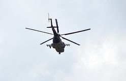 Militaire helikopters Royalty-vrije Stock Fotografie