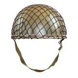 Militaire helm Stock Fotografie