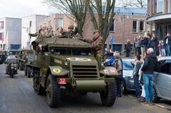 Militaire herinneringsparade Royalty-vrije Stock Afbeeldingen