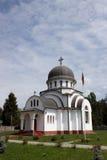 Militaire kerk in Targu Jiu Stock Foto