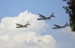 Militaire luchtvaart Stock Afbeelding