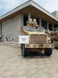 Militaire machine Stock Afbeeldingen