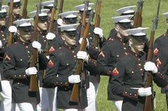 Militaire takken Stock Afbeeldingen