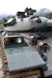 Militaire tank Royalty-vrije Stock Fotografie