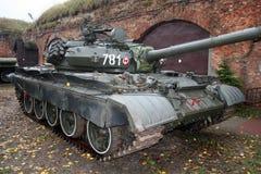 Militaire tank Stock Afbeeldingen