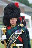 Militaire Tatoegering COLCHESTER ESSEX het UK 8 Juli 2014: royalty-vrije stock foto