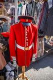Militaire uniformen Royalty-vrije Stock Afbeeldingen