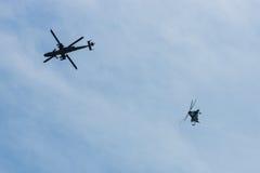 Militaire vervoervliegtuigen Transall c-160, Turkse Luchtmacht Stock Foto's
