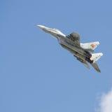 Militaire vliegtuigen Royalty-vrije Stock Afbeelding