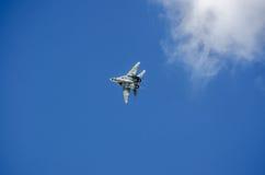 Militaire vliegtuigen Stock Afbeeldingen