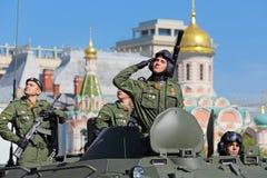 militairen Royalty-vrije Stock Afbeeldingen