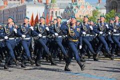 militairen Stock Afbeelding