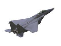 militaires d'avion Photos stock
