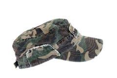 militaires de capuchon Photo stock